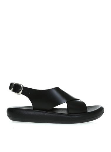 Fabrika Fabrika   Siyah Sandalet Siyah